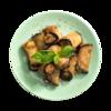 Фото к позиции меню Баклажаны с орехами
