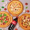 Фото к позиции меню Сет из пицц №1