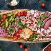 Фото к позиции меню Домашняя закуска мясника