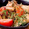 Фото к позиции меню Оджахури - жаркое из индейки с картошкой