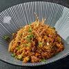 Фото к позиции меню Жареный рис с овощами