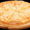 Фото к позиции меню Пицца Сырная 4 и 1