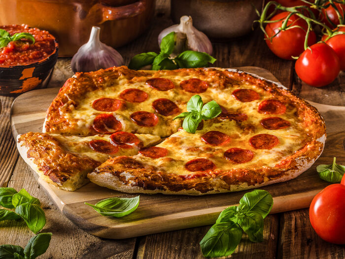 Крути Пицца