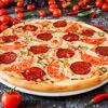 Фото к позиции меню Пицца с салями