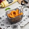 Фото к позиции меню Кольца кальмаров в кляре