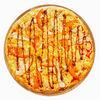 Фото к позиции меню Пицца Большая рыбная
