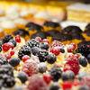 Фото к позиции меню Корзиночка ягодная