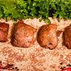 Фото к позиции меню Шашлык из свиной шейки