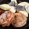 Фото к позиции меню Медальоны из свинины в беконе