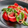 Фото к позиции меню Салат из узбекских томатов