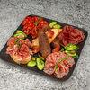 Фото к позиции меню Мясная тарелка