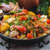 Фото к позиции меню Сач със зеленчуци