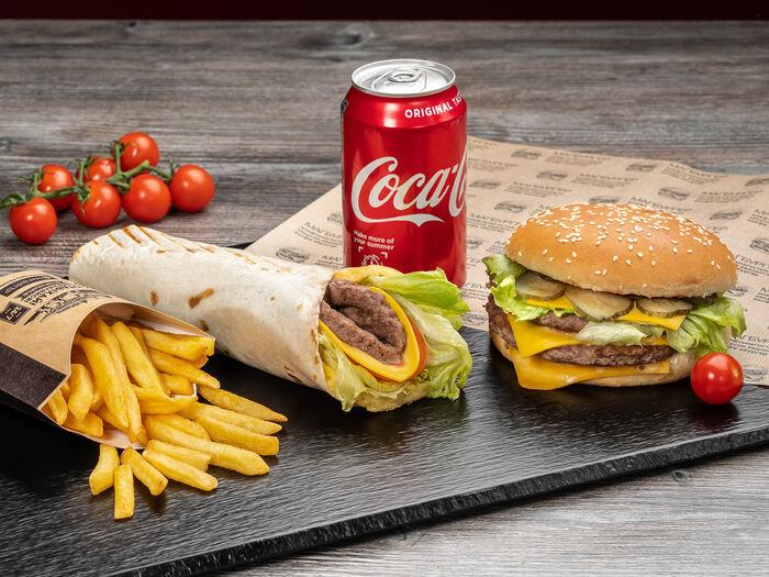 Магбургер №015