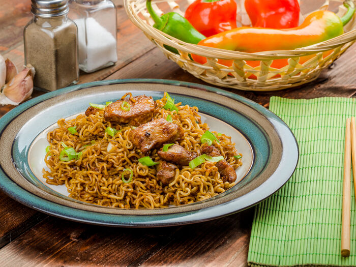 Pho вьетнамская кухня