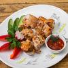 Фото к позиции меню Шашлык из куриного филе