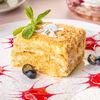 Фото к позиции меню Десерт Наполеон
