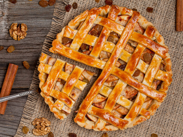 Осетинские пироги Долина Вкуса