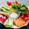 Фото к позиции меню Свежие овощи