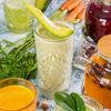 Фото к позиции меню Напиток Ласси авокадо