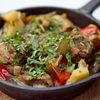 Фото к позиции меню Чанахи из баранины с овощами