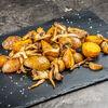 Фото к позиции меню Мини-картофель с грибами