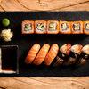 Фото к позиции меню Сакура сет