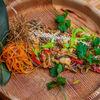 Фото к позиции меню Паста в азиатском стиле с креветками