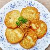 Фото к позиции меню Картофельные драники с жареным луком