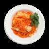 Фото к позиции меню Морковь со спаржей по-корейски