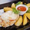 Фото к позиции меню Филе куриное с томатами
