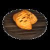 Фото к позиции меню Пирожок с черникой постный от шеф-пекаря