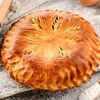 Фото к позиции меню Пирог с курицей и картофелем