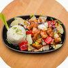 Фото к позиции меню Свинина Гобаджоу с ананасом