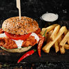Фото к позиции меню Сэндвич Хот Баффало