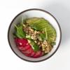 Фото к позиции меню Салат с киноа, авокадо и помидорами