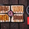 Фото к позиции меню На 2-4 персон ассорти люля-кебаб с бейби картофелем мини