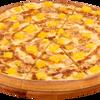 Фото к позиции меню Пицца Карамельный ананас