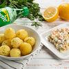 Фото к позиции меню Комбо с картошечкой и спрайтом