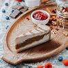 Фото к позиции меню Карамельный чизкейк