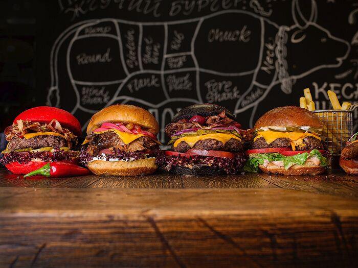 Market Burger Bar