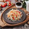 Фото к позиции меню Салат из свежей капусты
