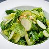 Фото к позиции меню Большой зеленый салат