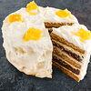 Фото к позиции меню Медовый торт