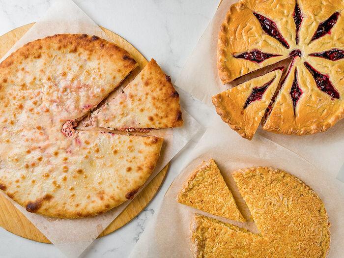 Осетинские пироги Pirogomania