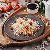 Фото к позиции меню Салат витаминный с клюквой