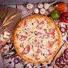 Фото к позиции меню Пицца Тропиканка