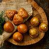 Фото к позиции меню Пирожок с грибами