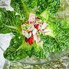 Фото к позиции меню Зеленый салат из города Ницца на две персоны