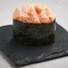 Фото к позиции меню Запеченные суши с лососем