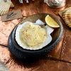 Фото к позиции меню Гребешок в сливочно-трюфельном соусе